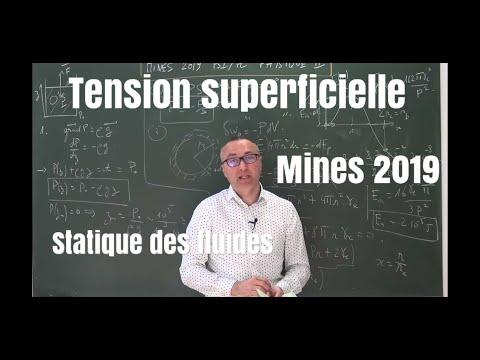 Corrigé Mines Physique 2 2019 PSI/PC (1/4) : Pression Négative