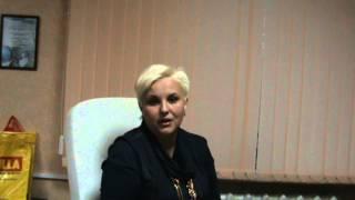 Отзыв к тренингу Как сделать сайт с нуля бесплатно от Людмилы Шабалиной