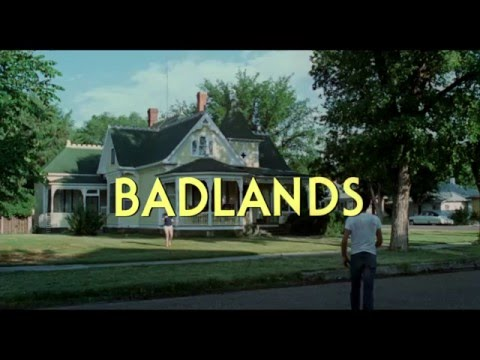 "Terrence Malick's ""Badlands"" (1973) and Bruce Springsteen's ""Nebraska"" (1982)"