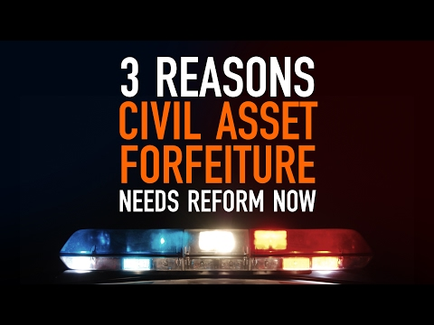 3 Reasons Trump is Wrong to Oppose Civil Asset Forfeiture Reform