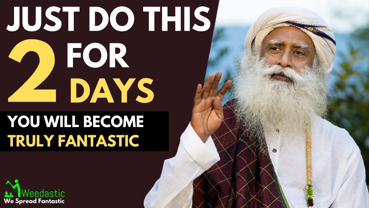 The Best Way To Live Blissfully And Consciously | MUST WATCH | Sadhguru