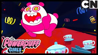 It's Time To Be Happy | Powerpuff Girls | Cartoon Network