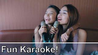 Back at Safra - Fun Karaoke Time