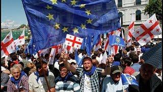 Почему Грузия выбрала Евросоюз От империи к демократии. Посол ЕС Янош Херман для Пограничная ZONA