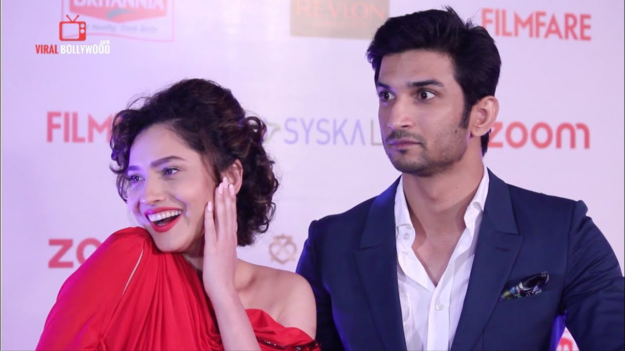 Ankita lokhande and sushant singh rajput dating