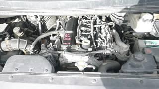 Двигатель Hyundai для Starex H1/Grand Starex 2007 после
