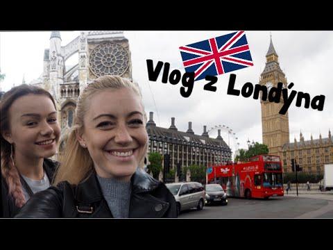 VLOG | Londýn 2016