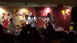 Kho vi yeu nang - Cuoi Acoustic - TP Pleiku