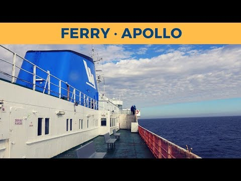 Passage ferry APOLLO, St. Barbe - Blanc-Sablon (Labrador Marine)