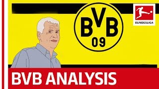 Borussia Dortmund's Title-Challenging Tactics - Powered By Tifo Football