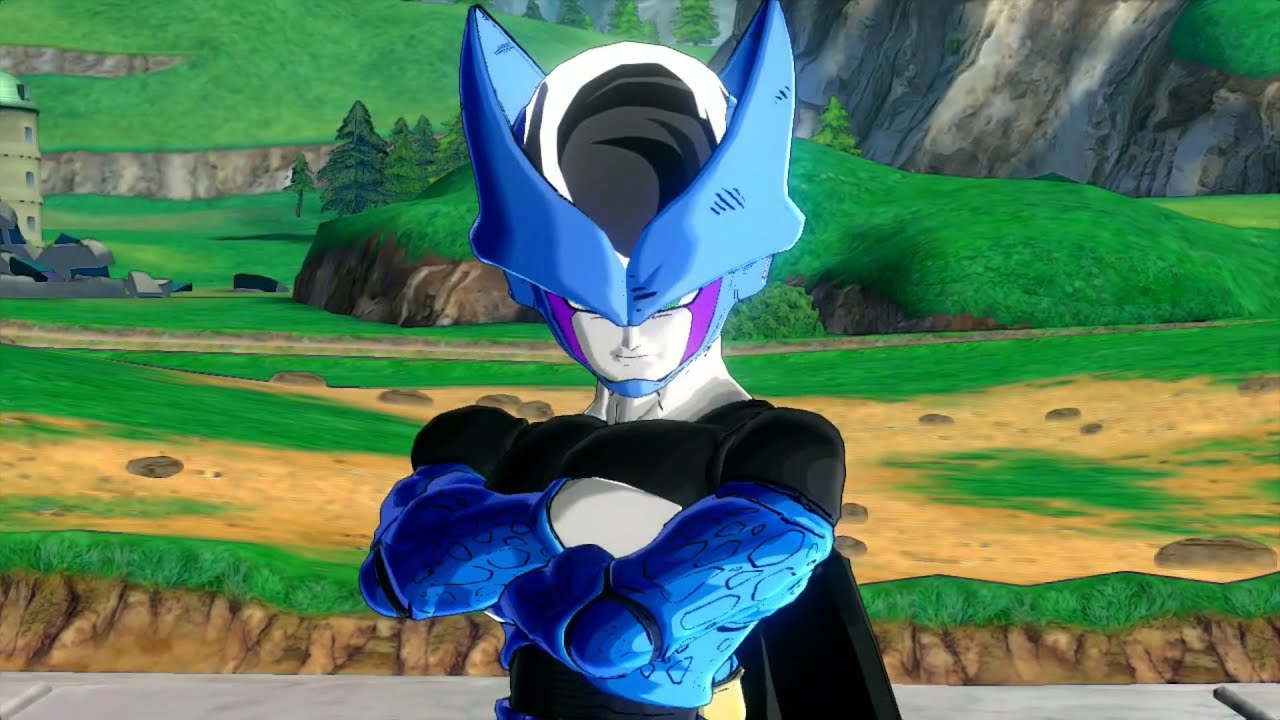 Dragon ball xenoverse create cell race character mod 60fps