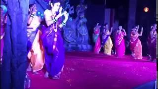 Diwali pahat rai 2016. Madhali aali. Ladies.dance.