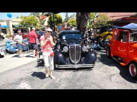 Saratoga Car Show 2012