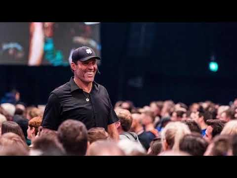 My Coach And Mentor Tony Robbins