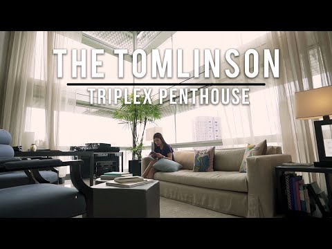 Singapore Condo Property Listing Video - The Tomlinson Triplex Penthouse