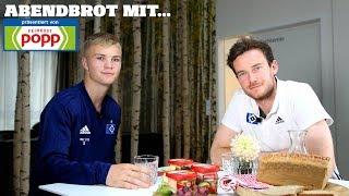Abendbrot mit...U17-Verteidiger Nicklas Lund | präsentiert von Popp Feinkost
