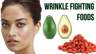 5 Anti Aging Foods That Keep Away Wrinkles!