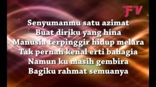 (Karaoke) Awie - Nur Nilam Sari (Lirik)