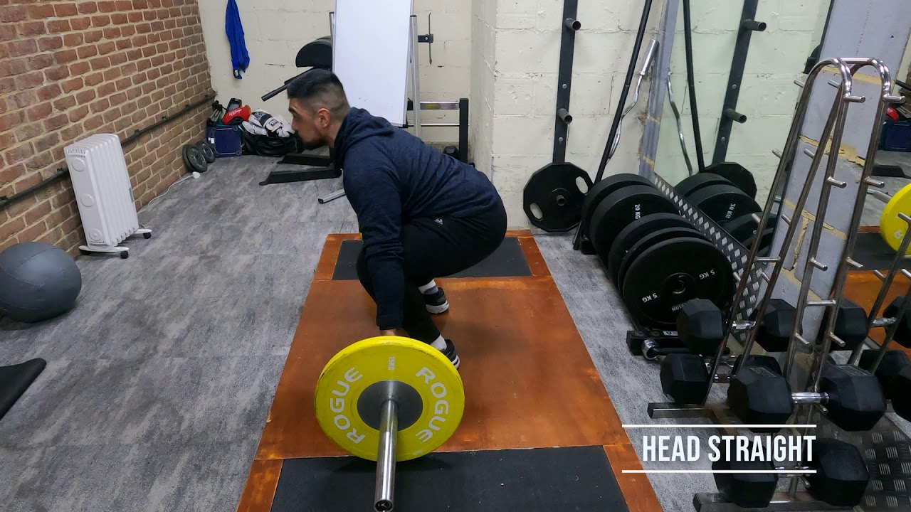 Download How To Snatch - Mid hang snatch S4 EP9