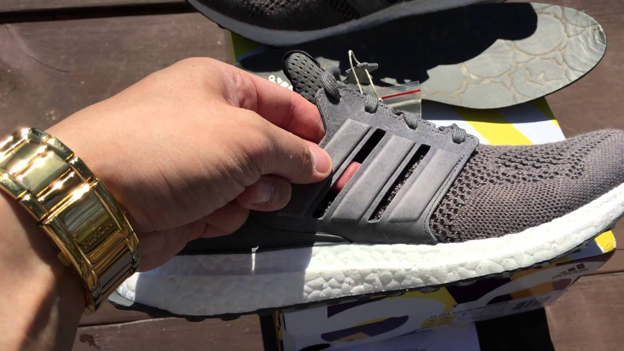 b23560fd857 Exclusive Adidas x Highsnobiety Ultra Boost Review  adidasoriginals   highsnobiety  Sneakersnstuff - YouTube