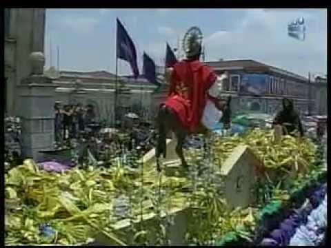 Resumen Semana Santa 2014 Guatemala C.A.