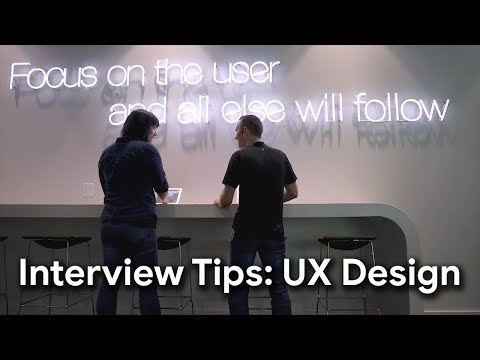 Prepare for Your Google Interview: UX Design