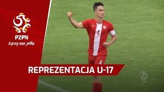 U-17: Skrót meczu Polska - Szwajcaria (Puchar Syrenki 2019)