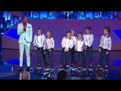 Struck Boyz  Americas Got Talent 2013 Season 8  Radio City Music Hall
