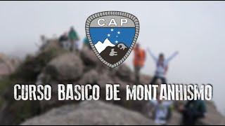 Curso Básico: Escalada, Alpinismo