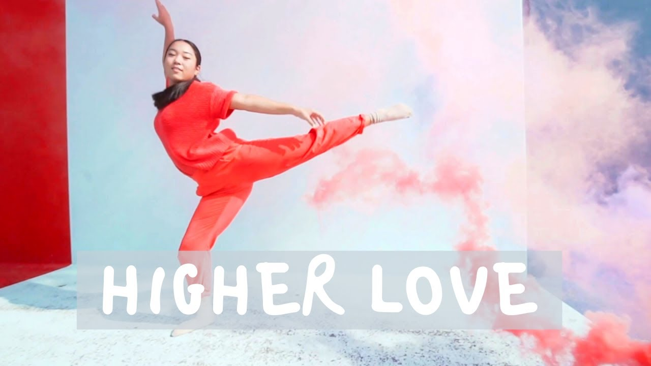 Higher Love presented by Jessie James Creative