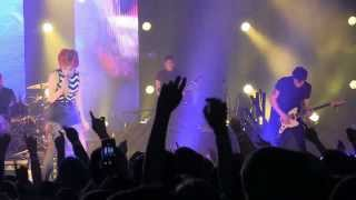 "Paramore in Bethlehem- ""Crushcrushcrush"" Live (1080p HD) on November 11, 2013"