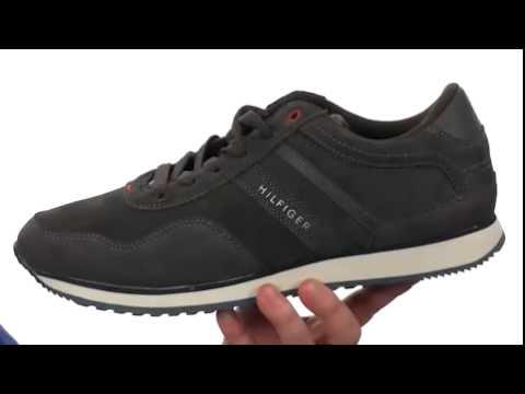 limitierte Anzahl offizieller Laden noch nicht vulgär Tommy Hilfiger Marcus2 Men's Shoe - YouTube