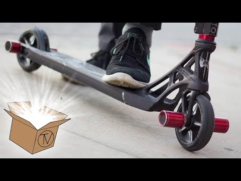 Ethic Iconoclast 12 Standard Deck Kit - Full Review + Clips │ The Vault Pro Scooters