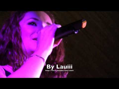 """Lena Katina Live """"All ABout Us"""" In Tiffany's Cafe (Saint Petersburg) 2008"""