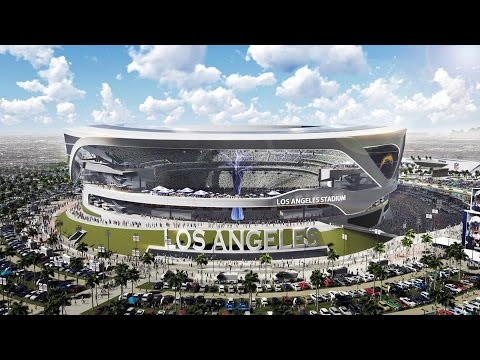 NFL in Los Angeles News/Mid Season Review