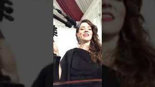 Mounia Chatal Algérois inqilab arak