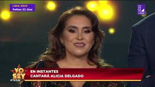 Paloma San Basilio: Así calificó el jurado a su imitadora en Yo Soy | 4 de julio del 2019