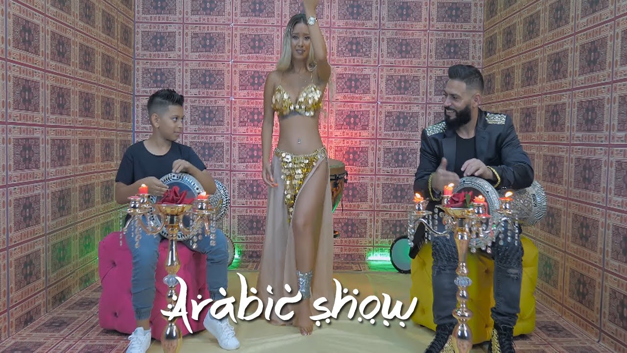 Elidon ft. Floriano Junior - Arabic Show