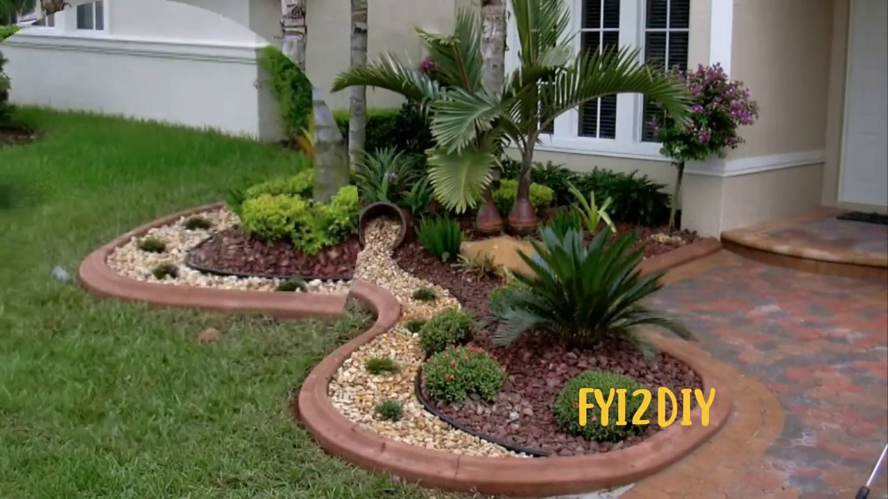 90 Front Sidewalk Landscaping Ideas Small Front Yard Landscaping