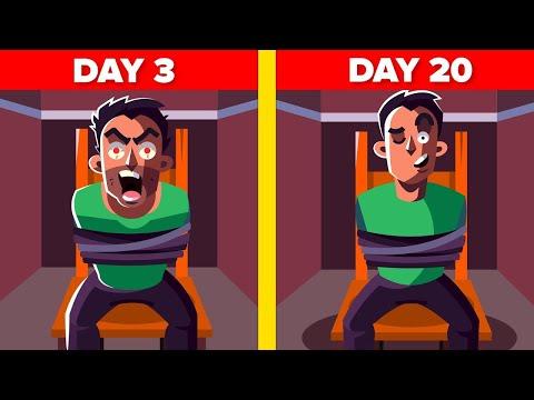 Horrific Real Life Sleep Experiments