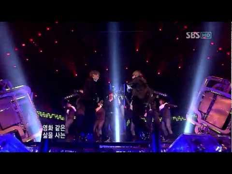 DBSK - Purple Line (Live Korean Version) [HD]