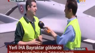Bayraktar TB2 - NTV Deniz Kurdu Operasyonu Canlı Yayını