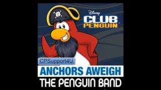 Club Penguin: The Penguin Band - Anchors Aweigh! - Full Song