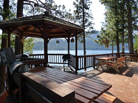 Wallowa Lake Vacation Rentals Time Out 55 Youtube