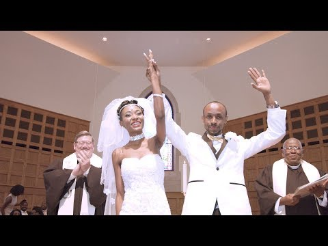 Felix&Joyce best African wedding (film by GANZAIMAGE.COM)