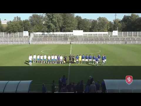 SESTŘIH | Česko U19 - Severní Irsko U19 2:0
