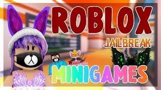 Roblox Jailbreak Minigames #30 | PLANES!