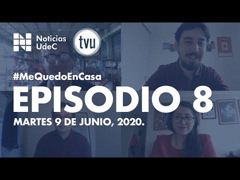 Noticias UdeC por TVU: Capítulo 8