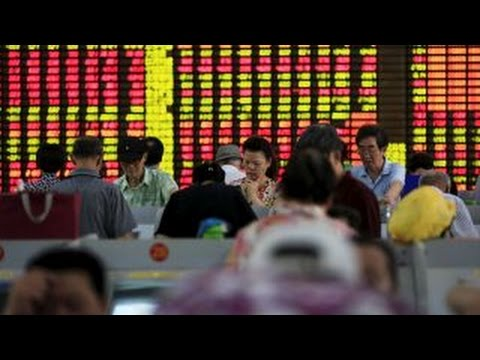 Is a collapse in the Chinese markets coming?