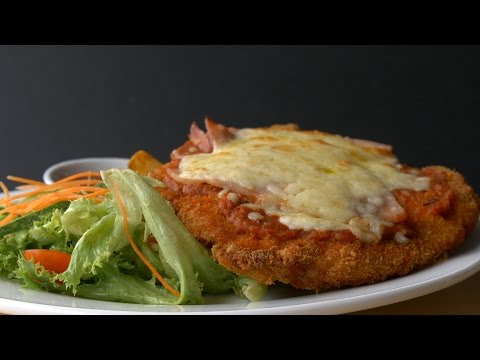 J&D Espresso - Chicken Parma Ham